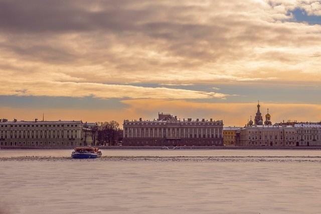 TEFL in Russia, Saint Petersburg