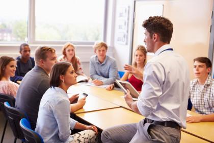 Teaching teenage learners
