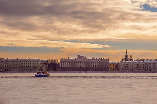 TEFL in Russia, Saint Petersburg